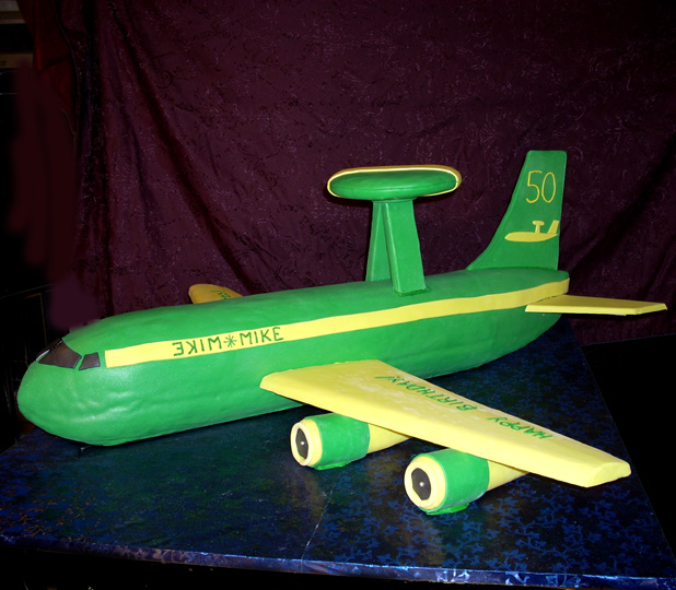 awacs medium 0 John Deere Model Planes