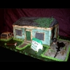 Short Sale House Cake