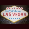 Las Vegas Sign Cake